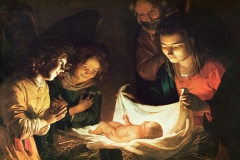adoration-of-the-baby-gerrit-van-honthorst-