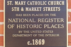 St. Mary's Church-Portsmouth, OH