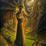 Recognition (The Compassion of St. Francis), by Michael Divine.